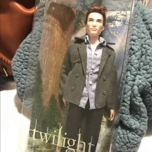 Edward Cullen collector's item